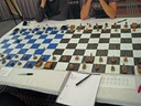 4 Player Fantasy Chess - The second move