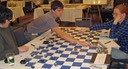 4 Player Fantasy Chess - Checkmated Dwarves all fled away